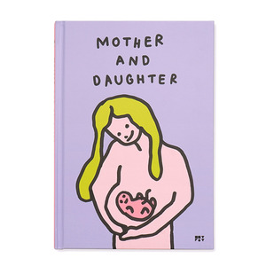 BOOK 엄마와 딸 Mother and daughter